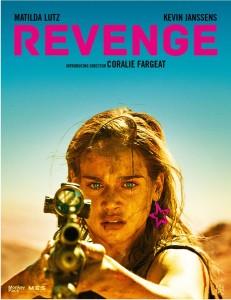 REVENGE Coralie Fargeat poster