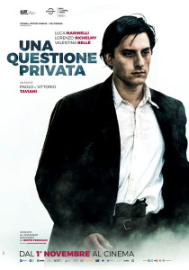 Una Questione Privata di Paolo e Vittorio Taviani poster