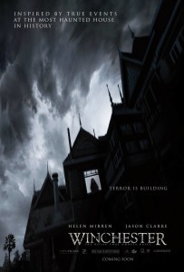 Winchester The House That Ghosts Built poster