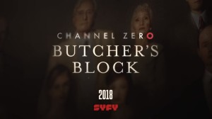 channel Zero Butcher's Block poster