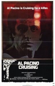cruising friedkin poster