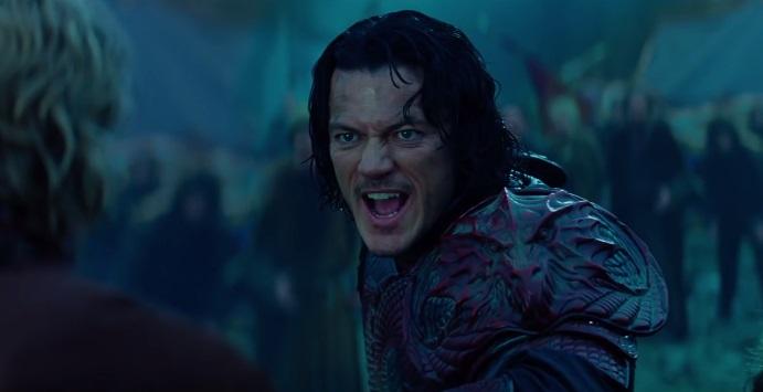 """Luke Evans: """"Pronto per il sequel di Dracula Untold, ma dipende dalla Universal"""""""