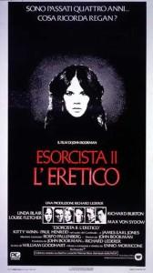 esorcista II eretico poster
