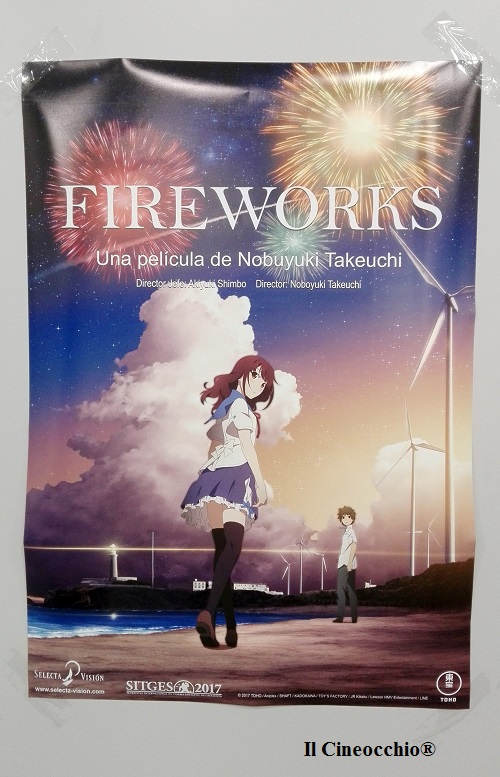fireworks poster film