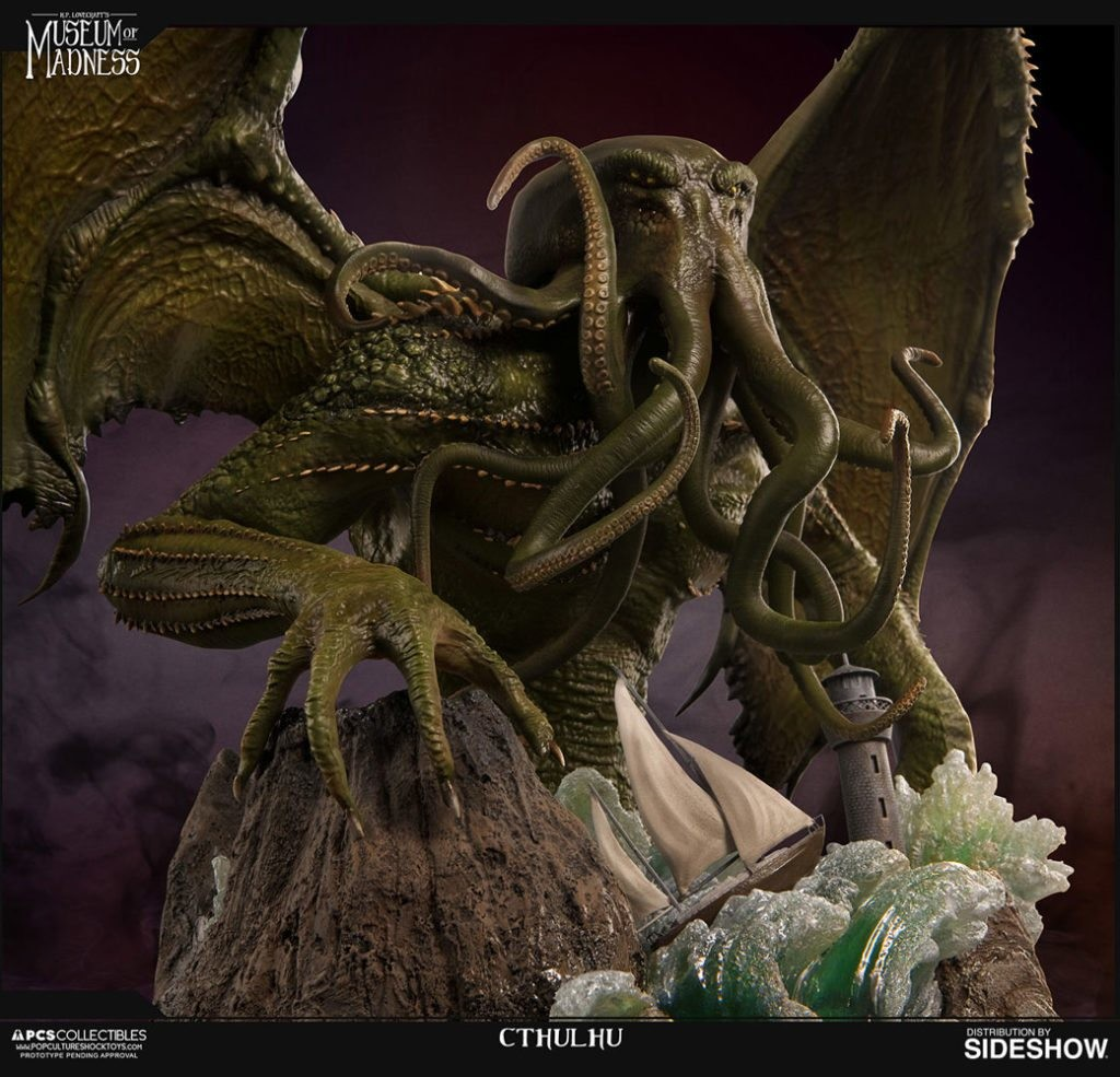 hp-lovecraft-museum-of-madness-cthulhu-statue-pop