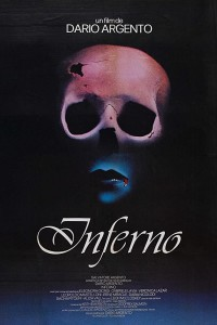 inferno argento poster