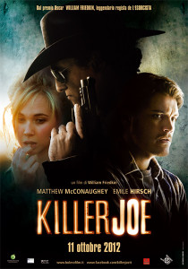 killer joe locandina