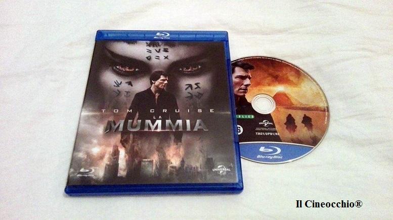 [recensione blu-ray] La Mummia di Alex Kurtzman