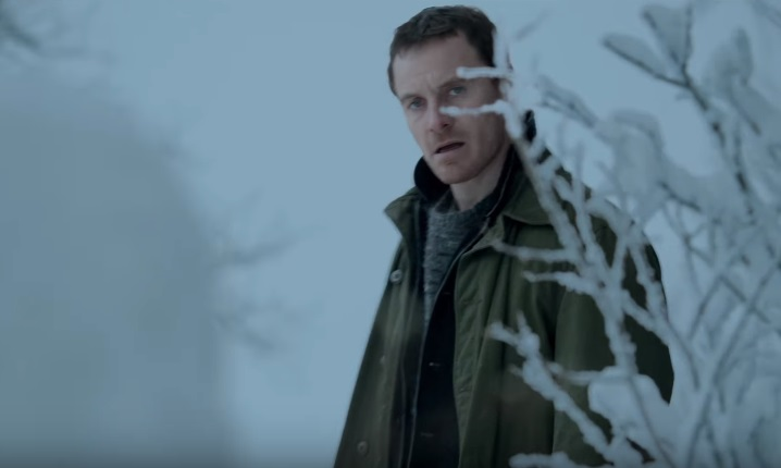 l'uomo di neve alfredson