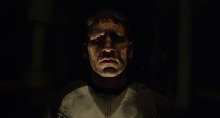 Secondo full trailer italiano per la serie The Punisher e data di uscita su Netflix