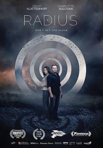 radius film poster