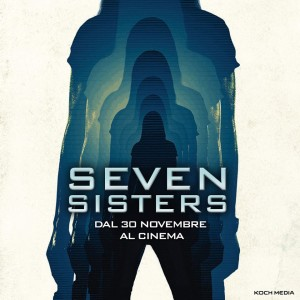 seven sisters film poster