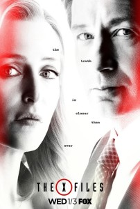 x-files stagione 11 poster
