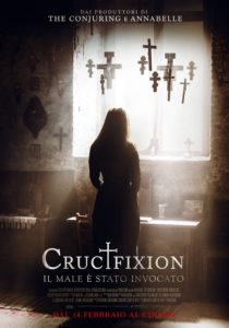 Crucifixion film poster gens