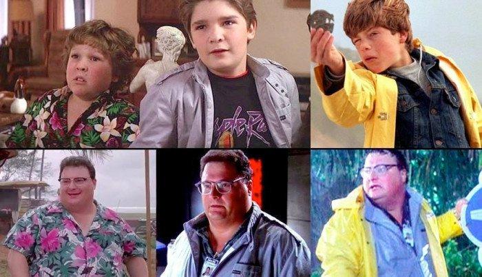 I Goonies e Jurassic Park