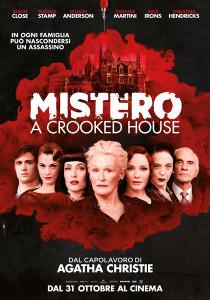 Mistero a Crooked House locandina