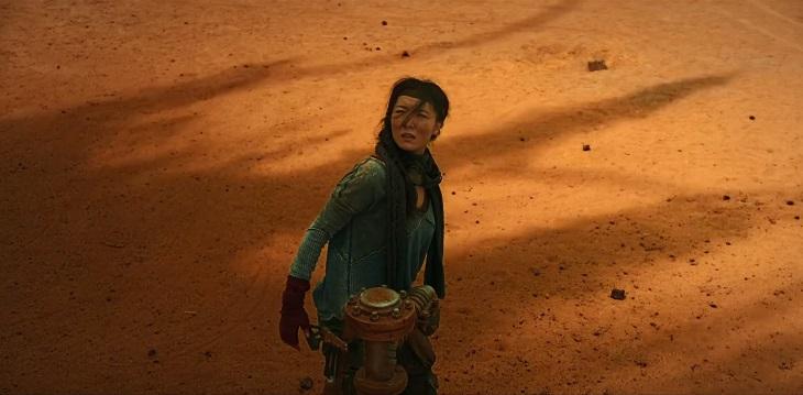Alien incontra Elysium nel trailer di Pathfinder di Chao-Bin Su