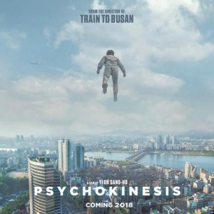 Psychokinesis poster film