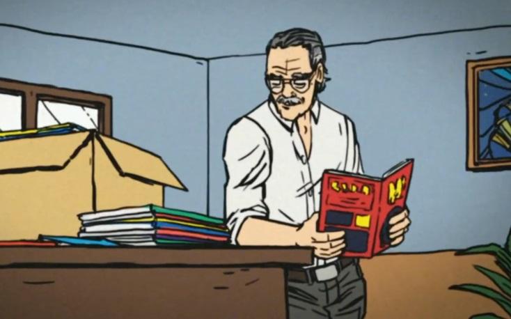 Robert Kirkman racconta la Secret History of Comics nel trailer della docuserie
