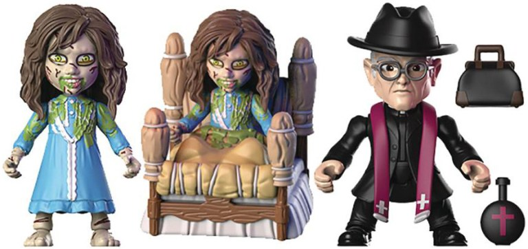 Cercate Freddy, Pennywise, Jason o Regan nelle bustine misteriose della Loyal Subjects