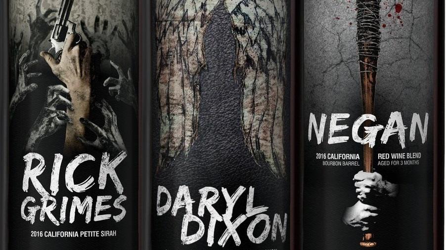 I vini in edizione limitata di The Walking Dead vi faranno scordare l'Apocalisse zombie