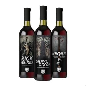 walking dead vino