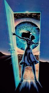 confini realtà twilight zone poster