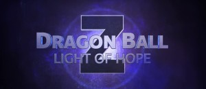 dragon ball z light of hope poster