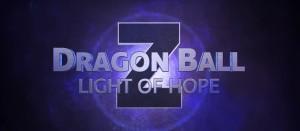 dragon ball z light of hope poster