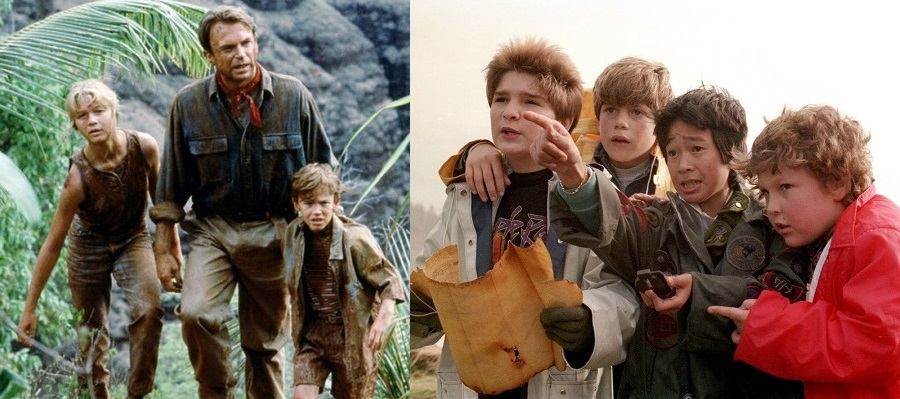 Tre dettagli celati in bella vista legano I Goonies e Jurassic Park