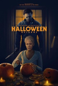 halloween returns poster
