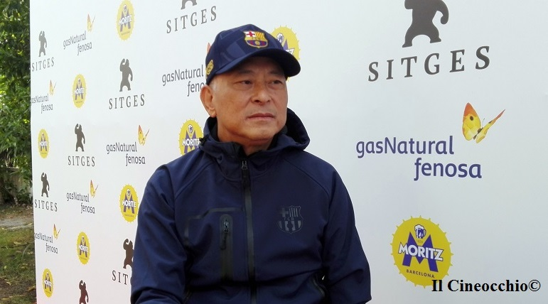 johnnie To sitges 2017