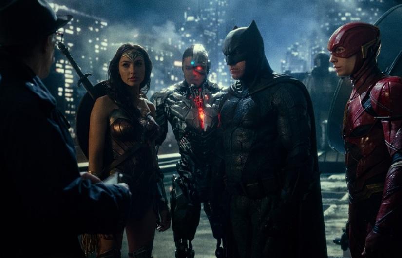 Recensione   Justice League di Zack Snyder