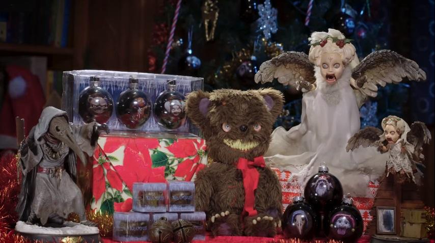 Date una svolta horror al vostro Natale con le decorazioni di Krampus