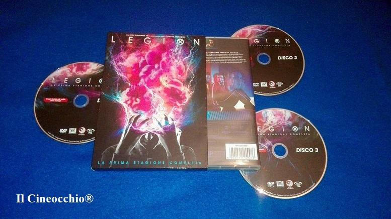 Recensione DVD | Legion - Stagione 1 di Noah Hawley