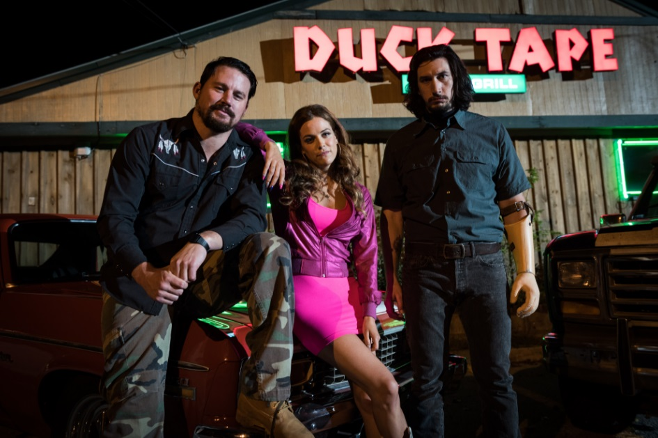 logan lucky soderbergh film