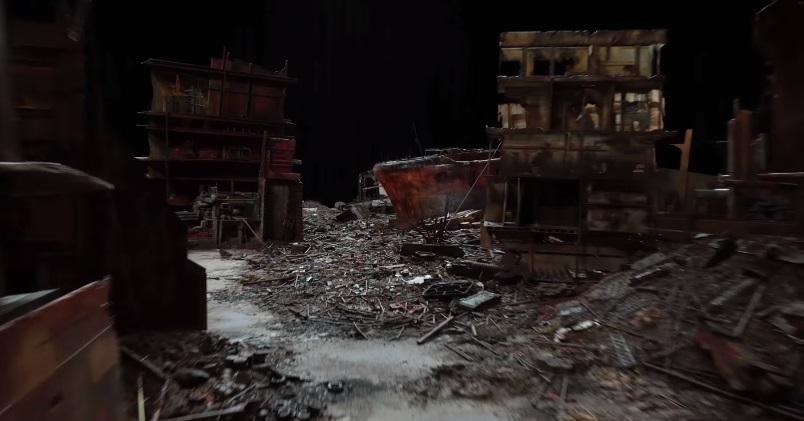 Video | Alla scoperta delle miniature create dalla Weta per Blade Runner 2049