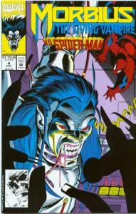 morbius fumetto