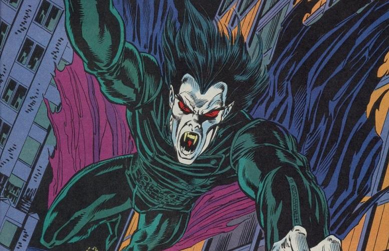 Sony Pictures porta al cinema Morbius, il vampiro vivente