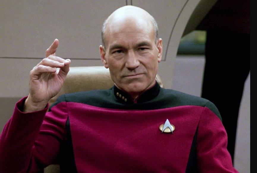 "Patrick Stewart: ""Perse molte parti a causa di Star Trek TNG e di Jean-Luc Picard"""