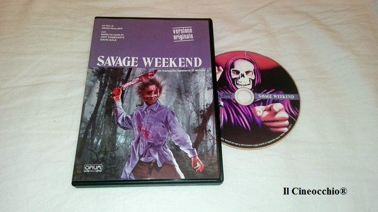 [recensione DVD] Savage Weekend (Un tranquillo weekend di terrore) di David Paulsen