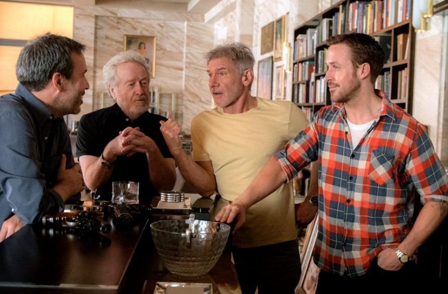 "Denis Villeneuve: ""Ho cacciato Ridley Scott dal set di Blade Runner 2049 con una battuta"""