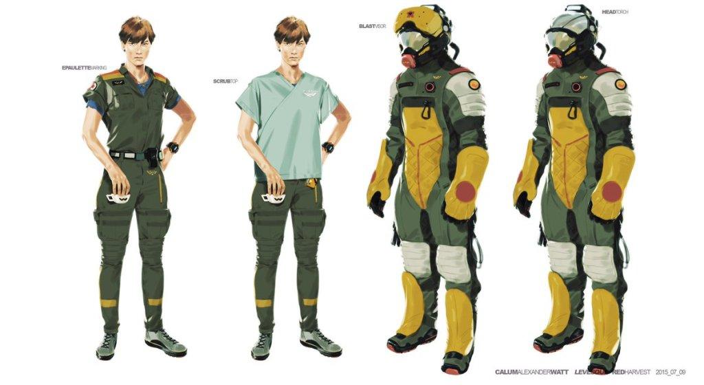Neill Blomkamp pubblica due concept art inedite del suo Alien 5