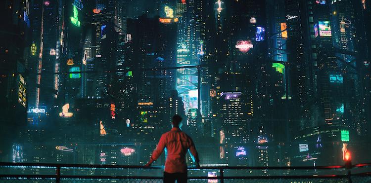 Trailer italiano, immagini ufficiali e data di uscita per Altered Carbon, serie cyberpunk di Netflix con Joel Kinnaman