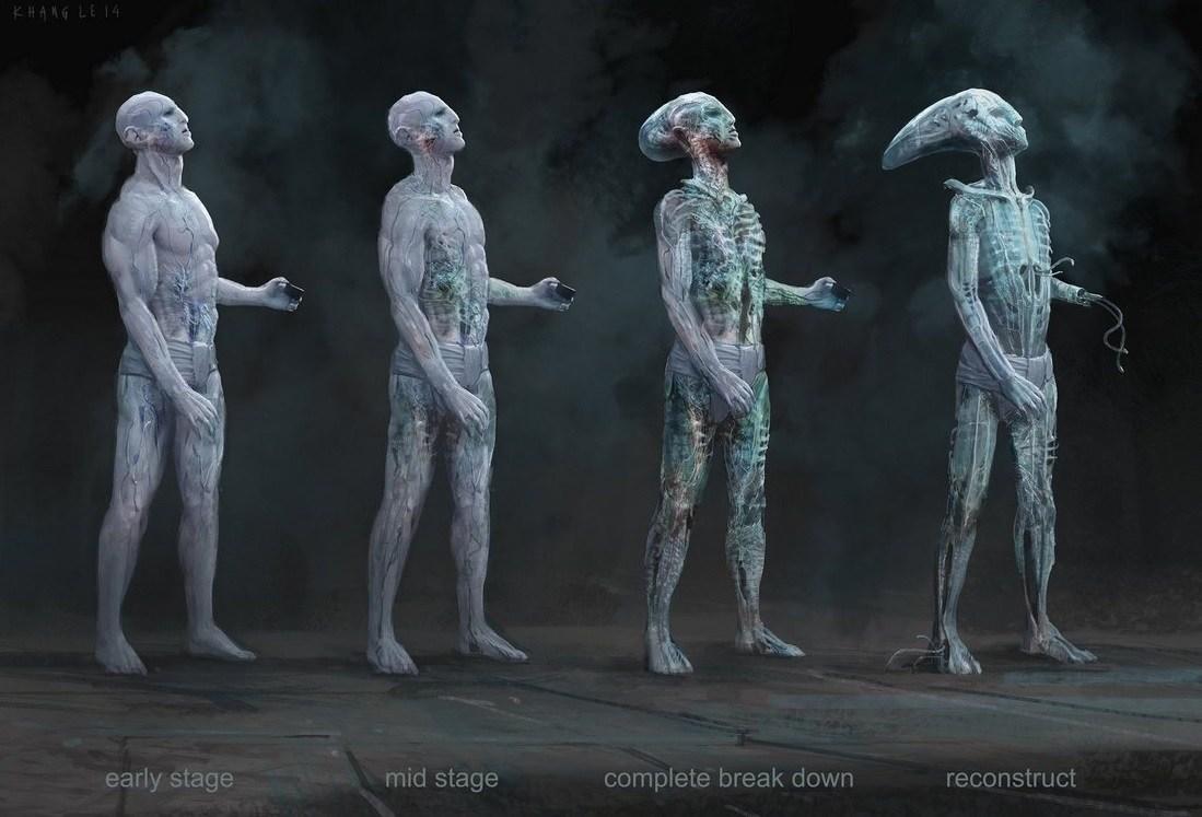 Alien Covenant Prometheus