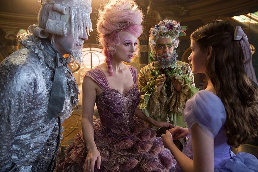 Nel trailer di Lo Schiaccianoci e i Quattro Regni, Keira Knightley ci invita in un mondo incantato