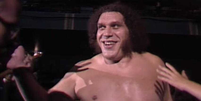 HBO lancia il trailer del documentario sul wrestler André The Giant