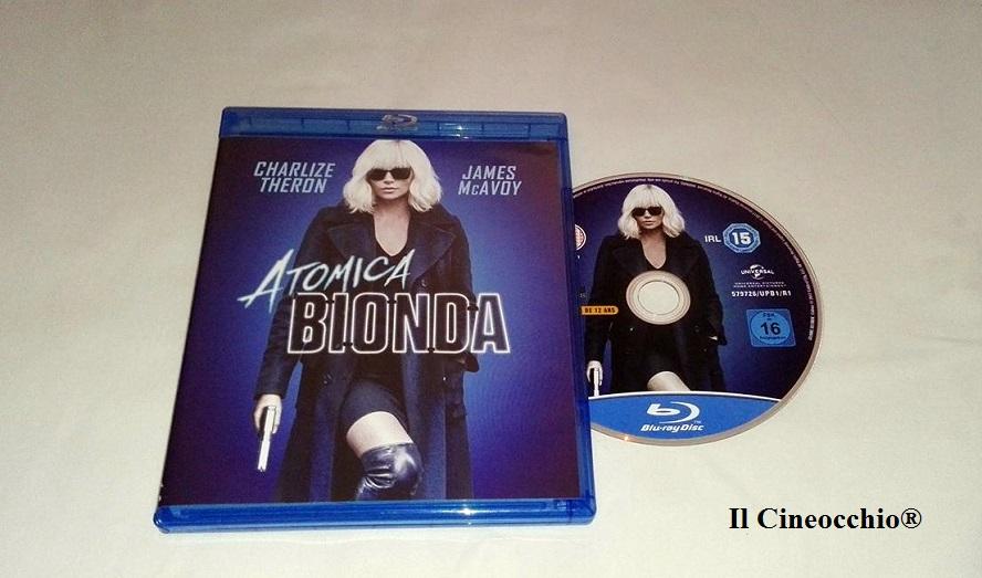 Recensione Blu-Ray | Atomica Bionda di David Leitch