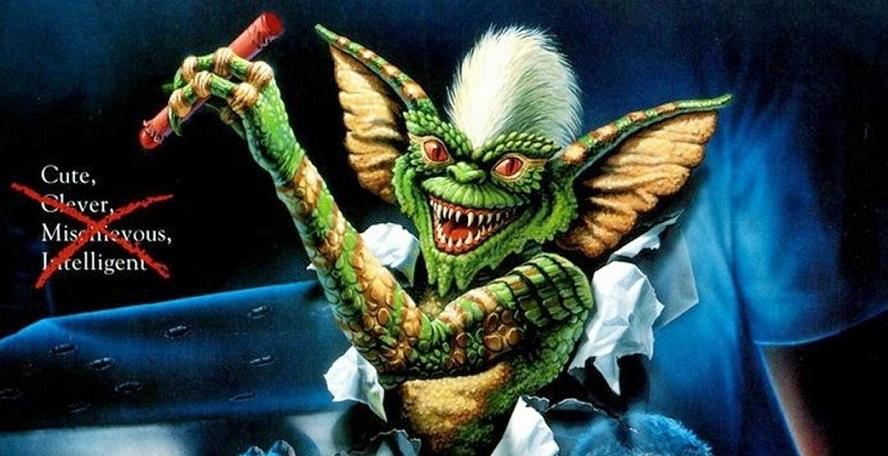 C'è E.T. celato nei due poster americani dei film dei Gremlins!