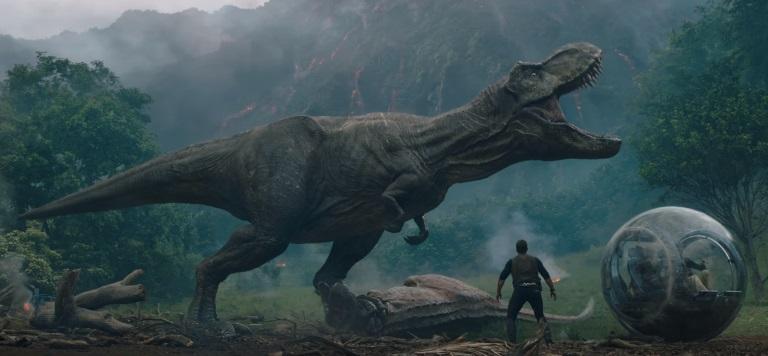 Trailer italiano e trama ufficiale per Jurassic World 2 - Il Regno Distrutto